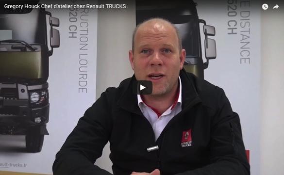 BTS mecanique poids lourds et camions de transport routier