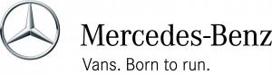 Logo de Mercedes Vans : vehicules utilitaires legers