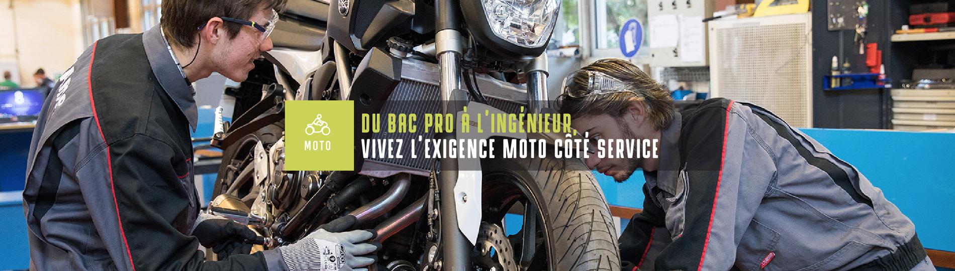 00754f233d8b46 GARAC ecole nationale professions automobile motocycle transport ...